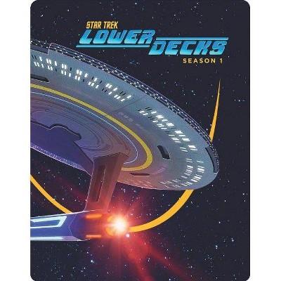 Star Trek: Lower Decks (SteelBook) (Blu-ray)