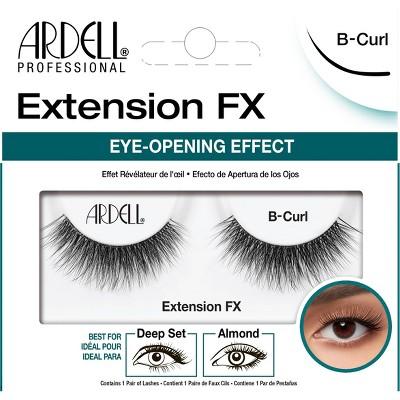 Ardell False Eyelash Extension FX B-Curl - 1pr