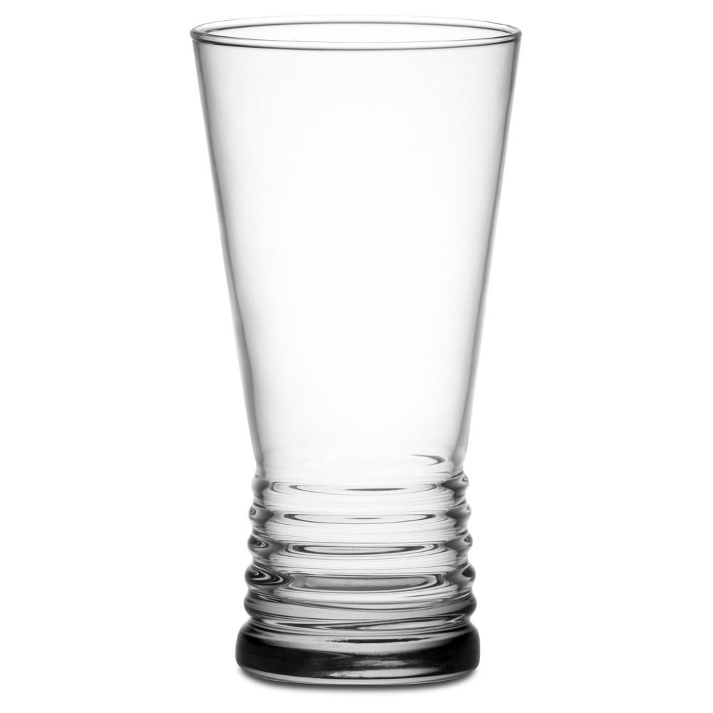 Image of Libbey 16.75oz Be Social Monclava Cooler Glasses - 4pc