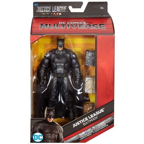 Batman Action Figures 6 in DC Comics Multiverse Ages 3+