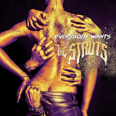 Struts - Everybody wants (CD) - image 1 of 1