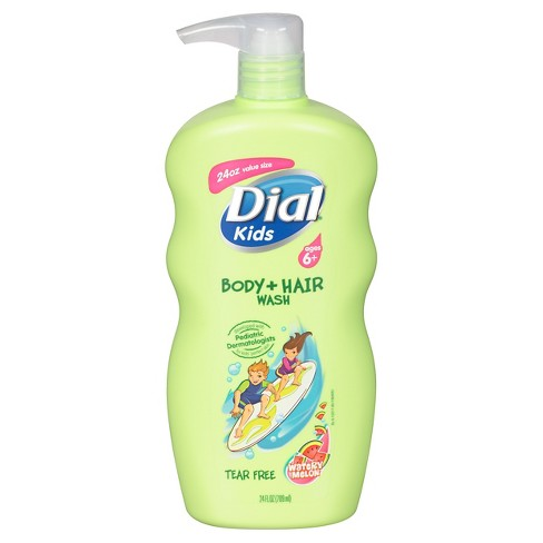 Dial Water Melon Body and Hair Wash for Kids - 24 oz - image 1 of 3