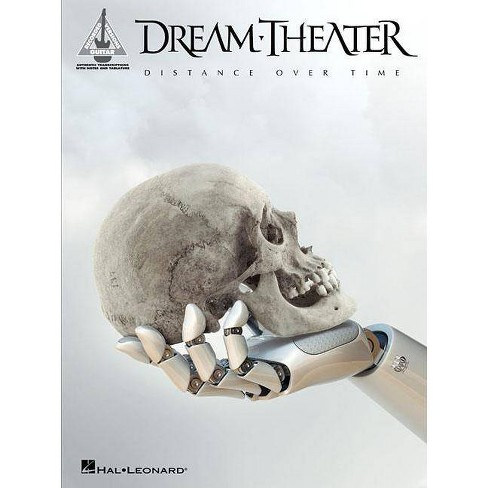 Dream Theater - Distance Over Time - (Paperback) - image 1 of 1