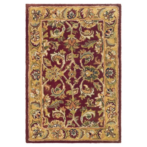 Barbados Floral Tufted Area Rug - Safavieh - image 1 of 4