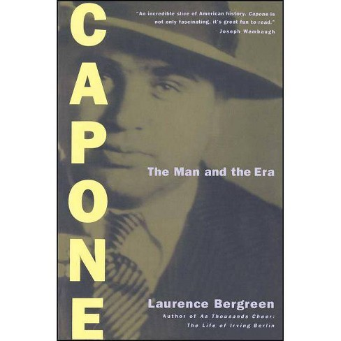 Capone - by  Laurence Bergreen (Paperback) - image 1 of 1