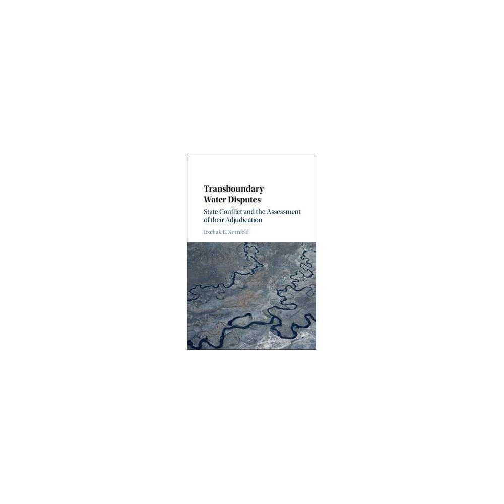 Transboundary Water Disputes : State Conflict and the Assessment of Their Adjudication - (Hardcover)