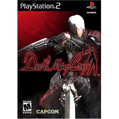 Devil May Cry - PlayStation 2