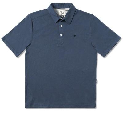 Volcom Boy's Banger Short Sleeve Polo Shirt