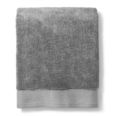 Bath Towel Reserve Solid Bath Towels And Washcloths Lead - Fieldcrest®