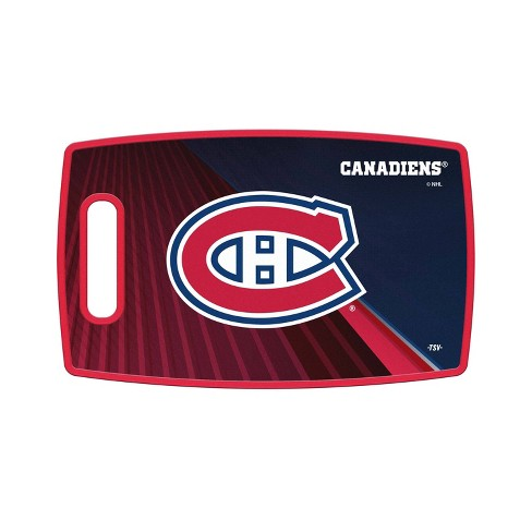 NHL Montreal Canadiens Large Cutting Board - image 1 of 1