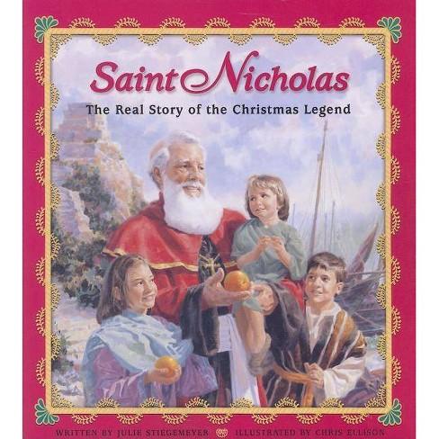 Saint Nicholas - by  Julie Stiegemeyer (Paperback) - image 1 of 1