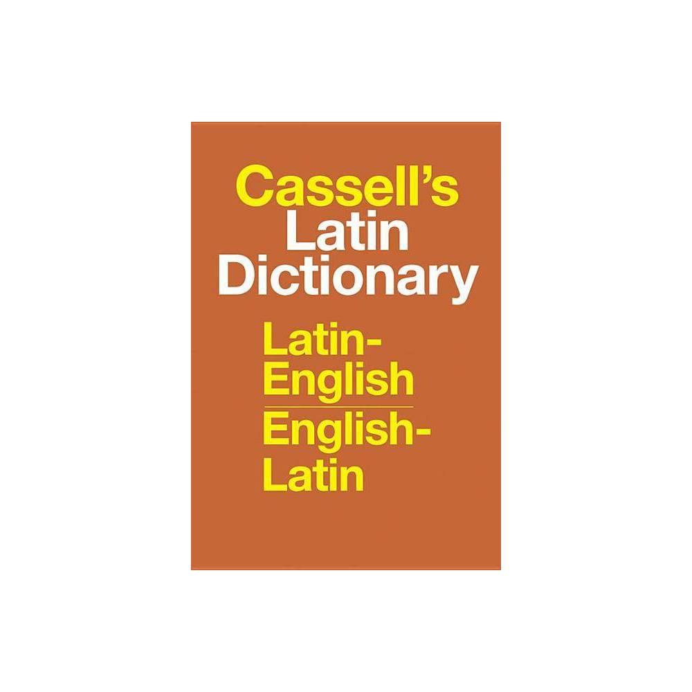 Cassell S Latin Dictionary By D P Simpson Hardcover