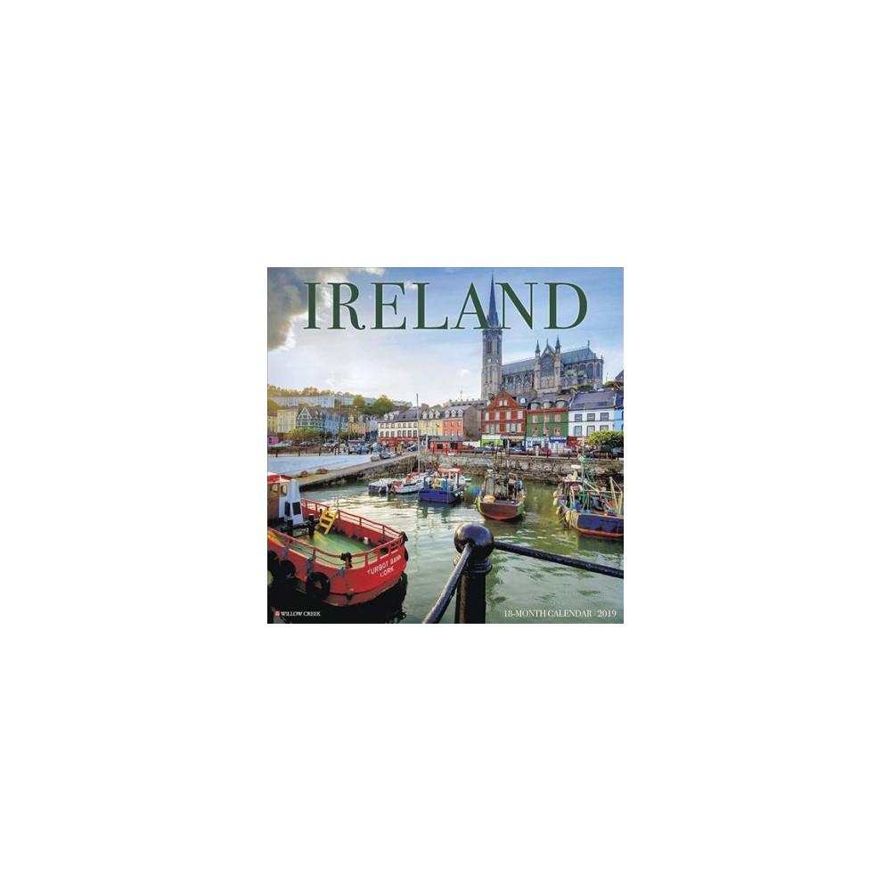 Ireland 2019 Calendar - (Paperback)
