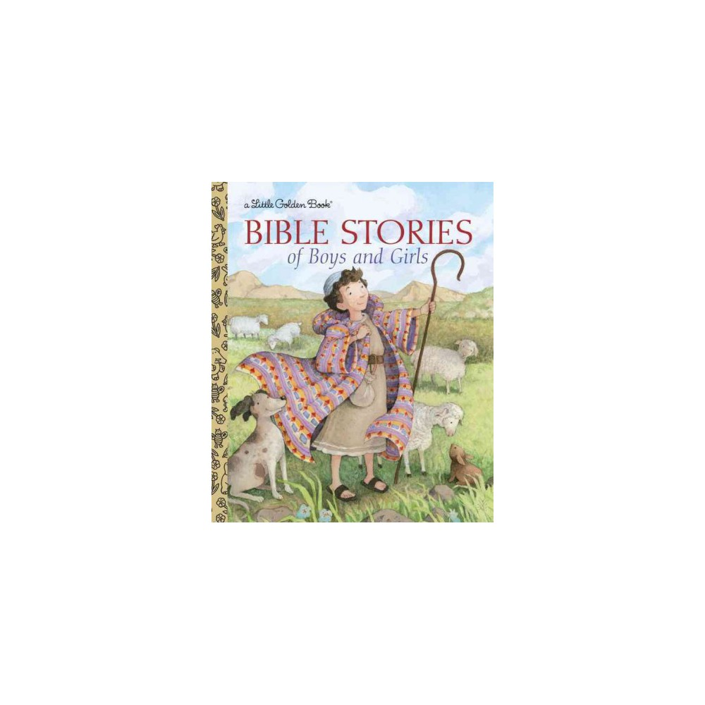 Bible Stories of Boys and Girls (Hardcover) (Christin Ditchfield)