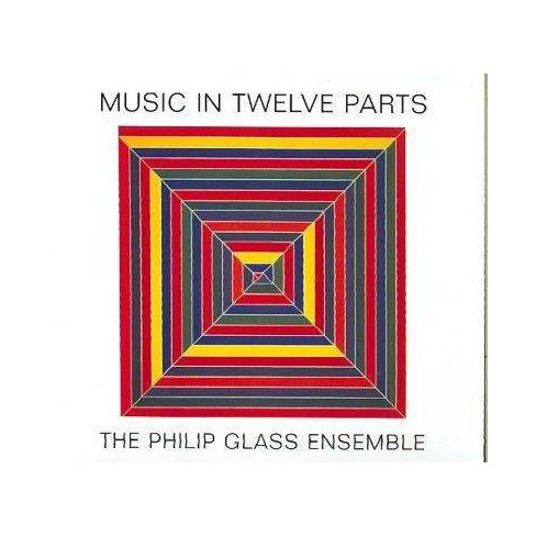 Glass, Philip; Cyrus, Billy Ray - Glass: Music in 12 Parts (CD) - image 1 of 1