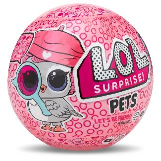 L.O.L. Surprise! Pets Ball- Eye Spy Series