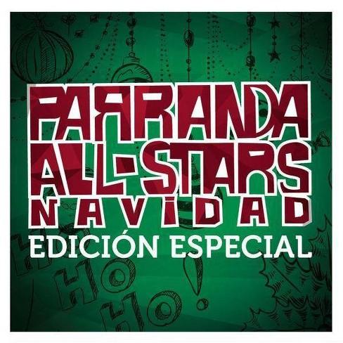 Various Artists - Parranda All-Stars: Navidad (CD) - image 1 of 1
