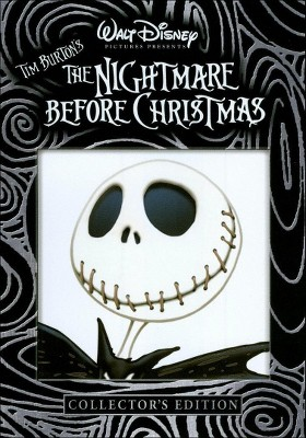 The Nightmare Before Christmas (Collector's Edition)(dvd_video)