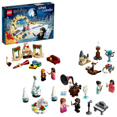 LEGO Harry Potter Advent Calendar Cool Collectible Hogwarts Toys for Kids 75981 - image 1 of 4