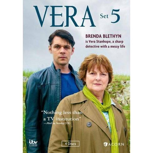 Vera: Set 5 (DVD) - image 1 of 1