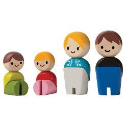 PlanToys Family - European