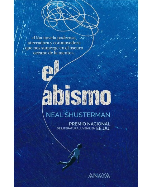 El abismo / Challenger Deep -  by Neal Shusterman (Paperback) - image 1 of 1