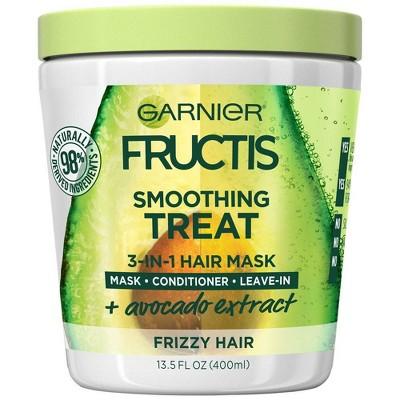 Garnier Fructis 1 Minute Nourishing Hair Mask - 13.5 fl oz