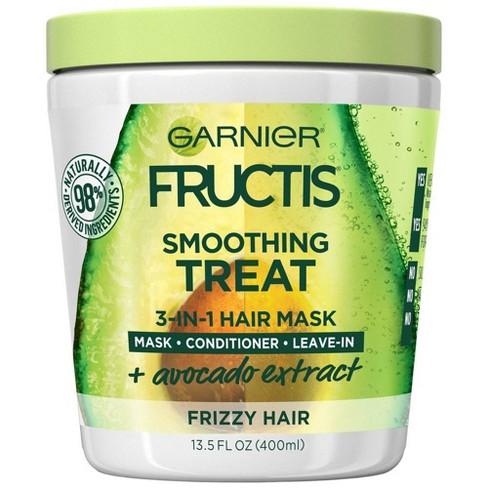 Garnier Fructis 1 Minute Nourishing Hair Mask - 13.5 fl oz - image 1 of 4