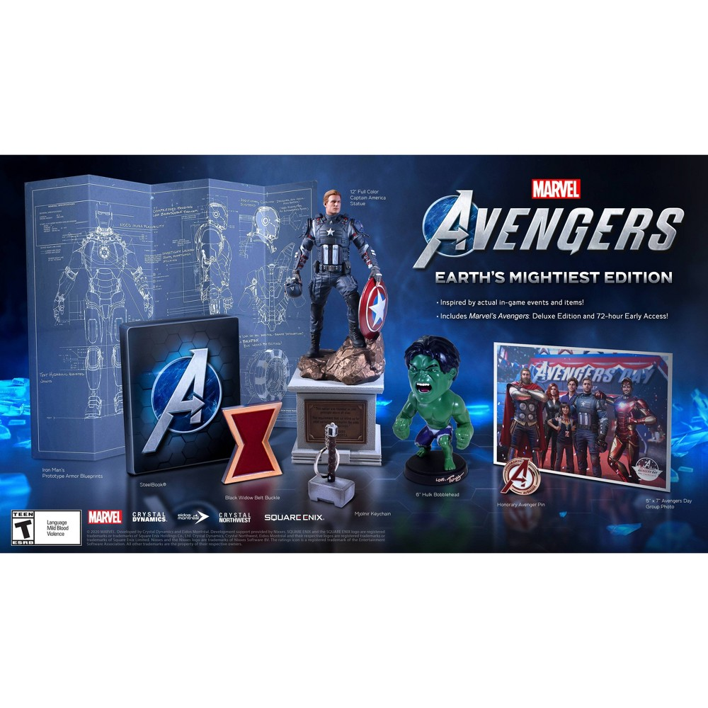 Marvel 39 S Avengers Earth 39 S Mightiest Edition Xbox One