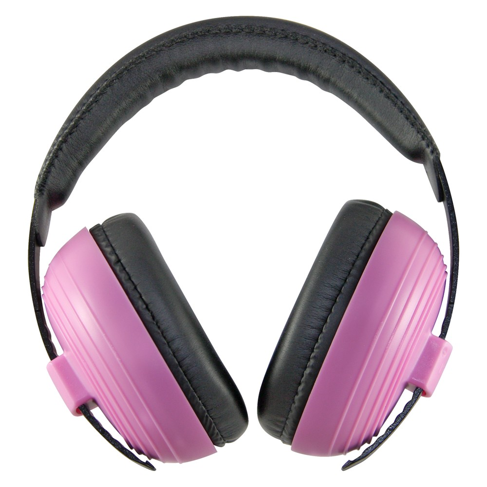 KidCo WhispEars - Pink, Protective Ear Covers