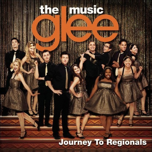 Glee - Glee: The Music, Journey to Regionals (CD) - image 1 of 7