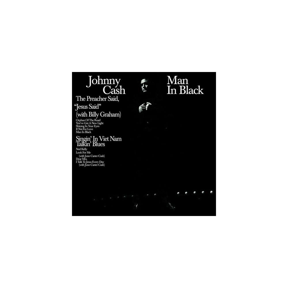 Johnny Cash - Man In Black (Vinyl)