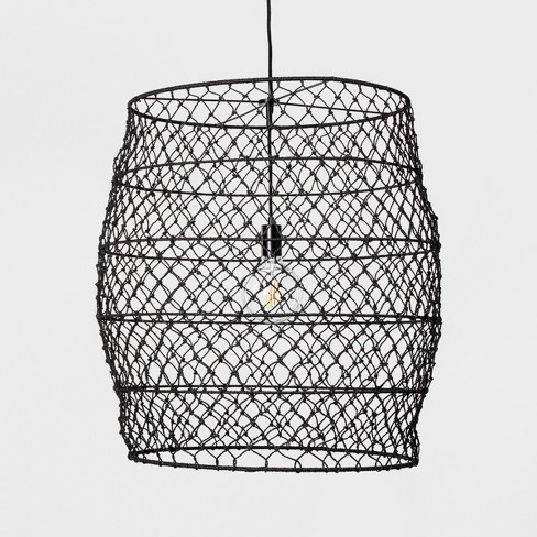 Rope Net Pendant Lamp (Includes Energy Efficient Light Bulb) + Leanne Ford  - Project 62™ - image 1 of 4