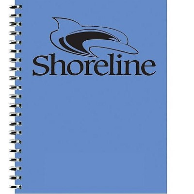 """House of Doolittle 2021-2022 8.5"""" x 11"""" Academic Planner Bright Blue 26308-22"""