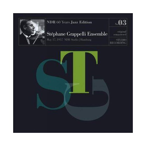Stephane Grappellli - NDR 60 Years Jazz Edition No. 03 (CD) - image 1 of 1
