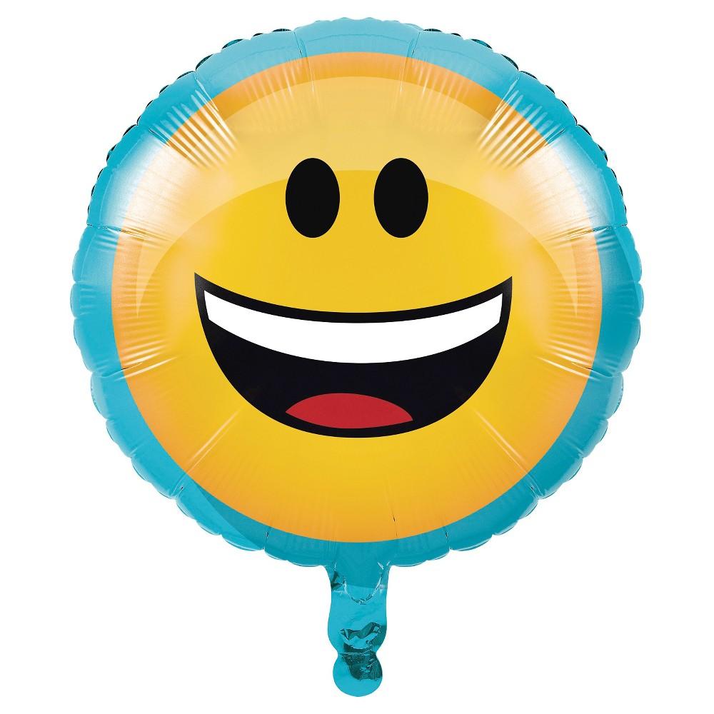 Show Your Emojions Mylar Balloon, each