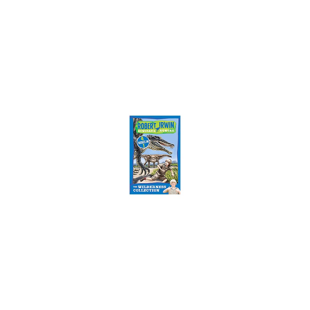 Wilderness Collection : Call of the Wild / Dino Champions / Dinosaur Cove / Eruption! (Paperback)