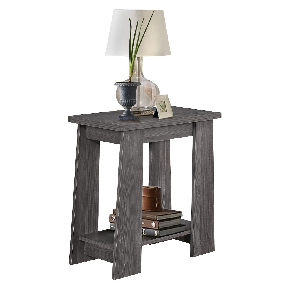 End Table Gray - Acme, Accent Tables