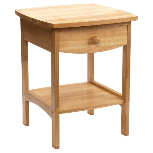Claire Accent Table  - Natural - Winsome - image 1 of 2