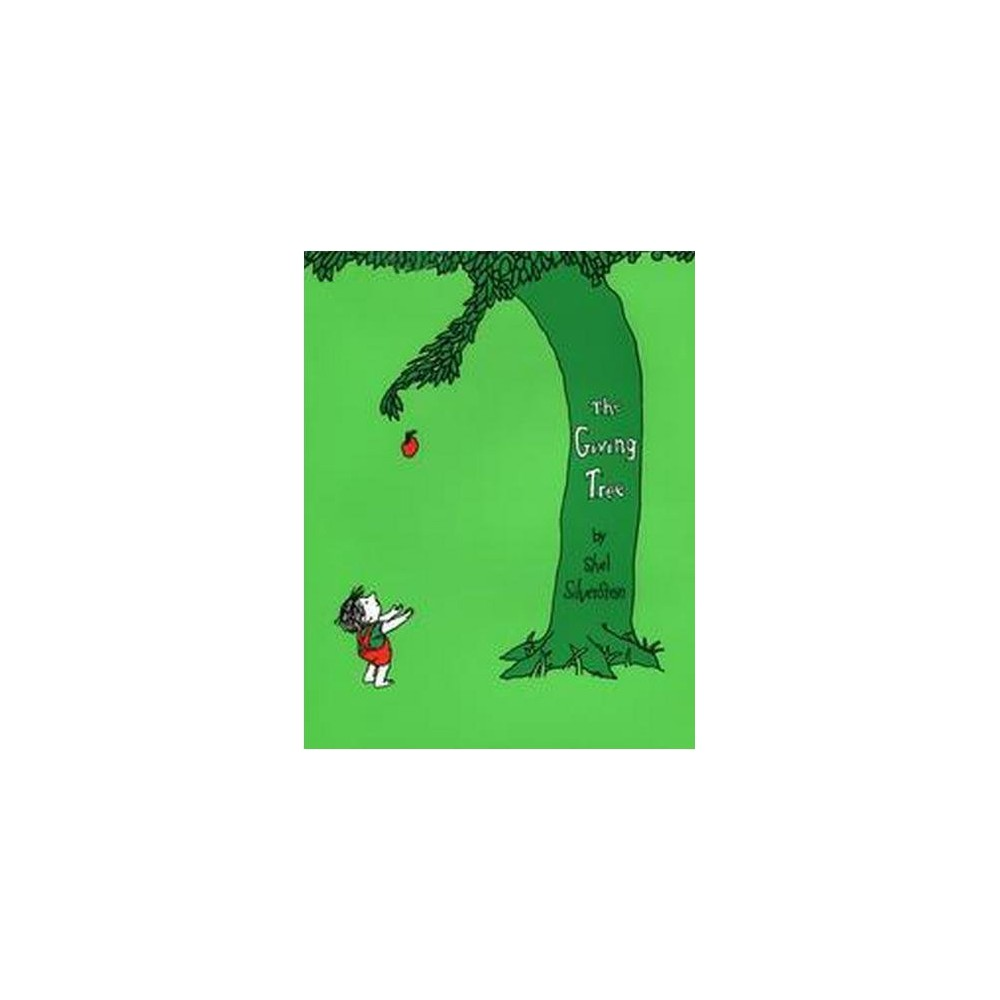 The Giving Tree (Hardcover) by Shel Silverstein