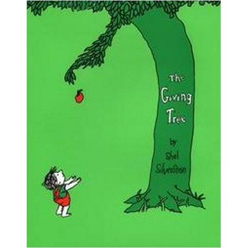 The Giving Tree - by Shel Silverstein (Hardcover) - image 1 of 2