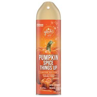 Glade Room Spray Pumpkin Spice Things Up - 8oz