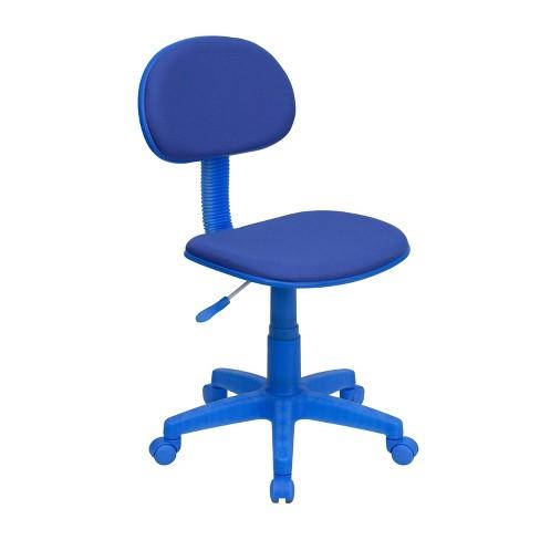Fabric Ergonomic Swivel Task Chair - Flash Furniture - image 1 of 4