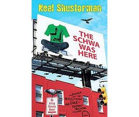 Schwa Was Here (Paperback) (Neal Shusterman) - image 1 of 1