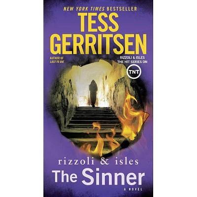 The Sinner - (Rizzoli & Isles) by  Tess Gerritsen (Paperback)