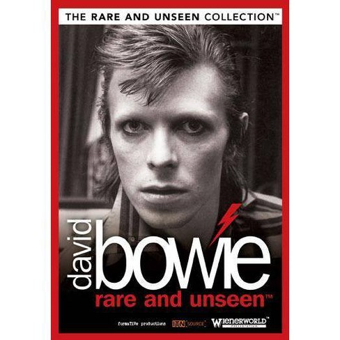 David Bowie: Rare & Unseen (DVD) - image 1 of 1
