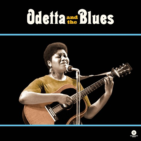 Odetta - Odetta and the Blues (Vinyl) - image 1 of 1