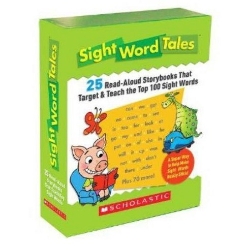 Sight Word Tales - by  Scholastic Teaching Resources (Paperback) - image 1 of 1