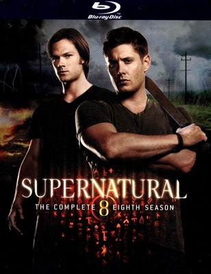 Supernatural: The Complete Eighth Season (Blu-ray)