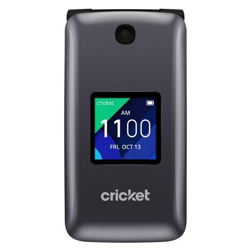 Cricket Alcatel Quickflip - Black